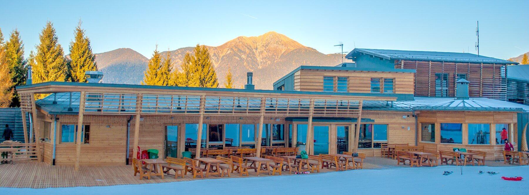 Ristorante Baita Tonda - Alpe Cermis - Val di Fiemme